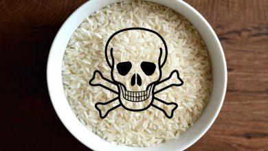 آرسنیک در برنج ایرانی