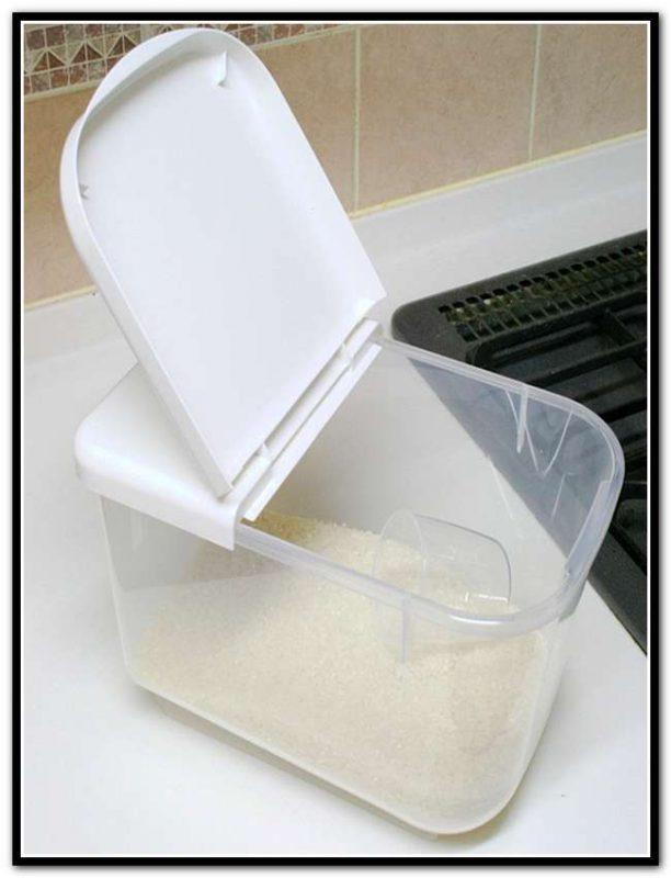 ظروف نگهداری برنج ایرانی و خارجی