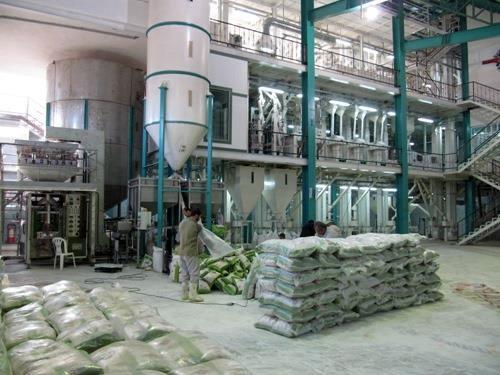 کارخانه شالیکوبی شهرستان آمل